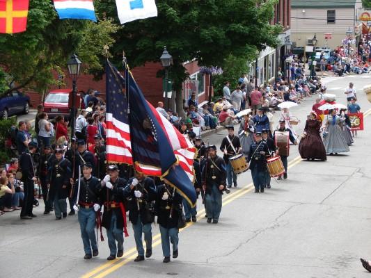 Bath Heritage Days Parade